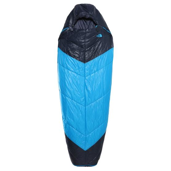 Image of   The North Face One Bag, Hyper Blue / Radiant Yellow