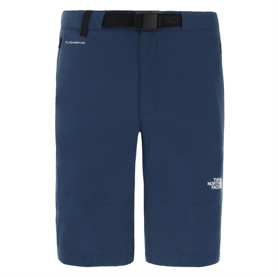 Image of   The North Face Mens Lightning Short, Blue Wing Teal